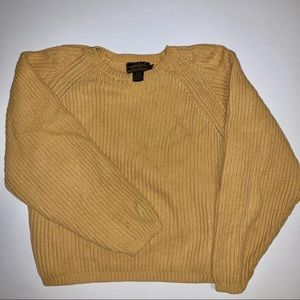 | Eddie Bauer | vintage fisherman style sweater